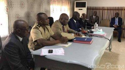 Côte d'Ivoire: Au Plateau, la délégation spéciale conduite par le préfet d'Abidjan installée, des partisans de Ehouo manifestent