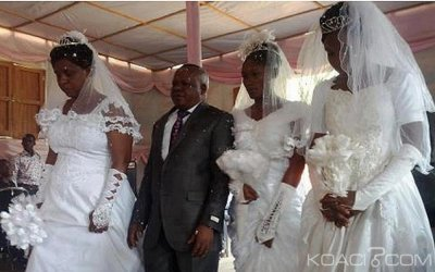 Guinée: Adoptée au parlement, la polygamie désormais légalisée