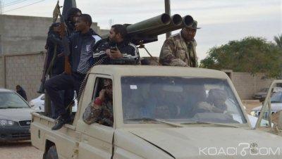 Libye   : Une double attaque de l' Etat islamique fait trois morts dans le sud