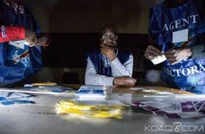 RDC : Présidentielle, actes de vandalisme sur du matériel de la CENI  dans l'est et l'ouest, Internet coupé
