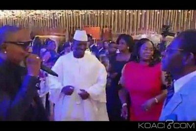 Gambie-Guinée Equatoriale : Jammeh au bal présidentiel à Malabo avec Obiang Nguema, animation Kofi Olomide