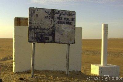Algérie : Frontières fermées avec la Syrie