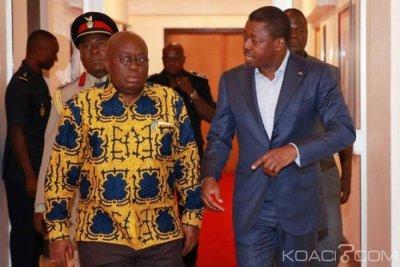 Togo-Ghana : Affaire «agents de sécurité» arrêtés au Ghana, Lomé s'explique et exprime ses regrets à Accra