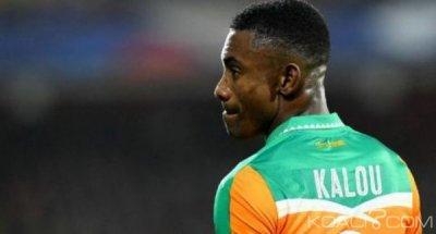 Côte d'Ivoire : Retour  en sélection, Salomon Kalou «Je pense qu'à un certain moment, il faut laisser la place aux jeunes»