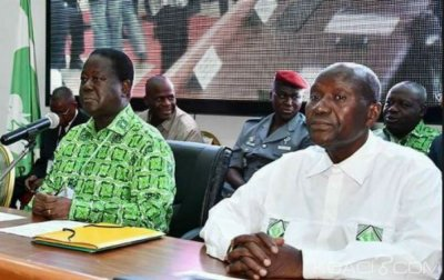 Côte d'Ivoire : Bédié vire Duncan de la vice-présidence du PDCI-RDA ainsi que tous les membres fondateurs du mouvement Renaissance
