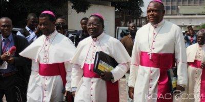 RDC : Présidentielle, la CENCO dit détenir le nom du grand vainqueur, le gouvernement l'appelle à la retenue
