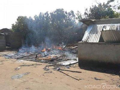 Côte d'Ivoire: À Danané, les jeunes de taxis motos brûlent trois corridors dans la ville