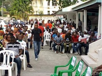 Côte d'Ivoire: La jeunesse du PDCI tient un meeting au plateau, la commune sous haute surveillance