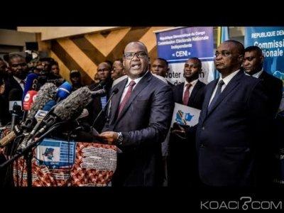 RDC: Sans surprise, la publication des  résultats provisoires «pas connue» avant la semaine prochaine