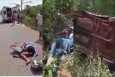 Côte d'Ivoire: À Biankouman, un camion d'une société minière tue 4 personnes et fait plusieurs blessés graves