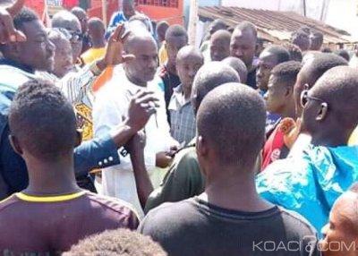 Côte d'Ivoire : Lors du soulèvement des transporteurs, le maire de Danané confie, « une fausse rumeur a failli mettre le feu au poudre»