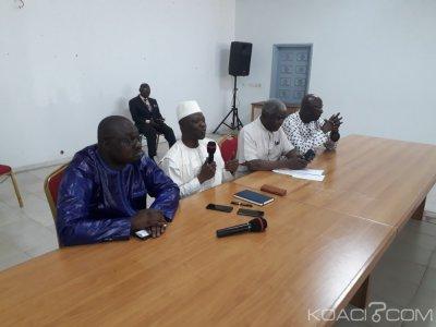 Côte d'Ivoire : À quelques jours de leur congrès, pour le succès du RHDP le ministre Amadou Koné annonce des actions à entreprendre dans le Gbêkê