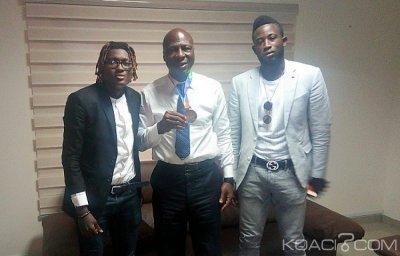 Côte d'Ivoire : Taekwondo, Cissé Cheick et Ruth Gbagbi font la paix avec Bamba Cheick Daniel