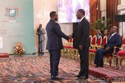 Côte d'Ivoire : Présidentielles 2020, Ouattara assure qu'elles se dérouleront  sans aucun problème