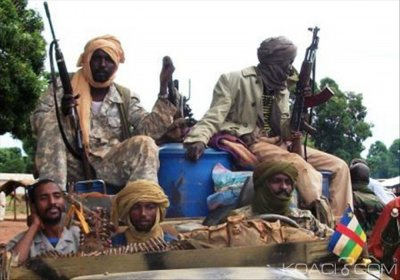 Centrafrique:  La ville minière de Bakouma aux mains des rebelles du FPRC