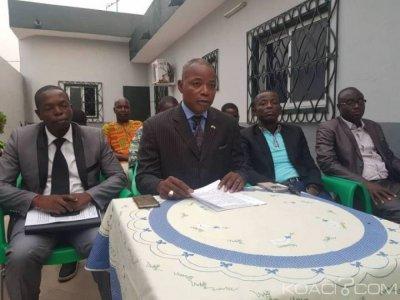Côte d'Ivoire : Mairie de Grand-Bassam, des agents demandent à Ezaley de reconnaitre  la victoire de Moulot au nom de la paix
