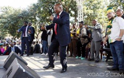 Afrique du Sud:  Après ses débuts dans la musique, Jacob Zuma pourrait bien  revenir en politique