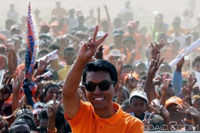 Madagascar: La  Haute cour constitutionnelle valide la victoire d' Andry Rajaoelina