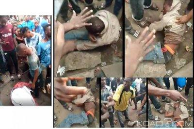 Côte d'Ivoire : Deux personnes interpellées avec le corps d'un enfant sans vie dans un sac