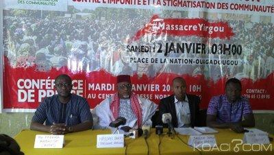 Burkina Faso : Un collectif appelle à une manifestation après les 47 morts des affrontements intercommunautaires