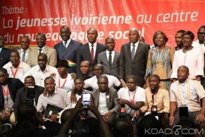 Côte d'Ivoire : Gon Coulibaly a lancé les États généraux de la jeunesse