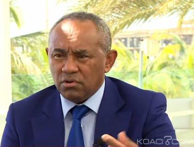 Côte d'Ivoire : Organisation  de la CAN 2023, Ahmad attend la réponse du pays et va rencontrer Ouattara pour discuter