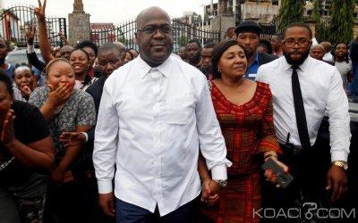RDC : «Un jour historique» affirme Felix Tshisekedi après sa victoire, le candidat malheureux Fayulu conteste déjà