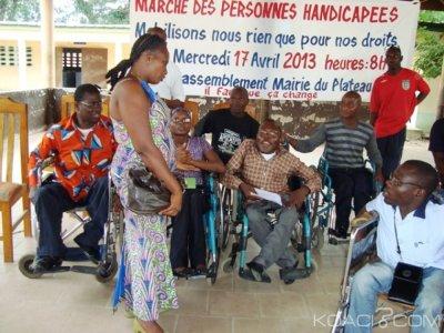 Côte d'Ivoire : Recrutement des handicapés à la fonction publique session 2018, 263 recalés pour handicap non avéré