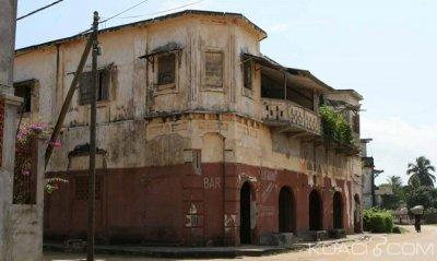 Côte d'Ivoire : Destruction  d'un bà¢timent du patrimoine de  l'Unesco à Grand Bassam, l'Etat porte plainte