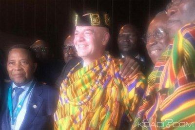 Togo : FIFA, Gianni Infantino s'engage pour l'essor du football togolais