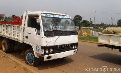 Côte d'Ivoire : Lakota, le chauffard qui a causé la mort d'un instituteur et deux élèves mis aux arrêts