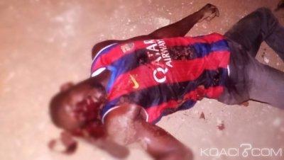 Côte d'Ivoire: Un passant  poignardé à mort  par des agresseurs  à Port Bouët