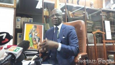 Côte d'Ivoire :  Le procureur Adou annonce que Ehouo et Lobogbon encourent respectivement 20 et 5 ans d'emprisonnement si la procédure arrive à son terme