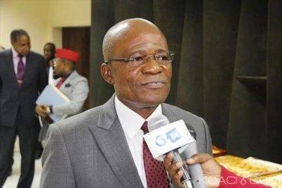 Gabon : Faustin Boukoubi, élu nouveau Président de l'assemblée nationale