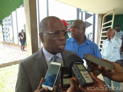 Côte d'Ivoire : CAN 2021, le président du COCAN  répond enfin à Ahmad, «Dans quel état un stade construit en 2020 se trouve-t-il en 2023 ?»