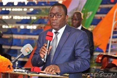 Côte d'Ivoire: Vœux de nouvel an, le Ministre Danho Paulin définit sa politique sportive de 2019, et rassure sur la situation socio politique: «Il n'y aura rien»