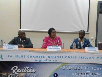 Côte d'Ivoire :  Autonomisation, la Jeune chambre internationale annonce un appui pour le renforcement des capacités de gestion des femmes du vivrier