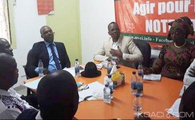 Côte d'Ivoire : Le MVCI dénonce une cavale politicienne contre Lobognon et affirme que la réforme de la CEI est restrictive