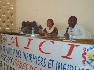 Côte d'Ivoire : Les infirmiers et infirmières demandent  l'installation d'un ordre professionnel