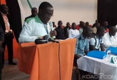 Côte d'Ivoire : Pré-congrès du RHDP à Bouaké, Habonouan se fait recadrer par Aouélé qui, à Botro, fustige les les cadres intermittents