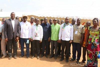 Côte d'Ivoire : Clôture du pré-congrès à Bouaké, des dinosaures du PDCI tombent dans les filets du RHDP