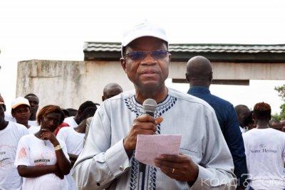 Côte d'Ivoire :  RHDP, le ministre Séka Séka à la recherche de militants en pays attié pour le congrès constitutif du 26 janvier