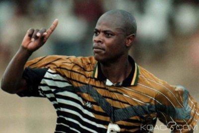 Afrique du Sud : Les Bafana Bafana ont perdu Phil Masinga