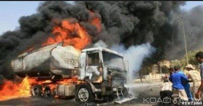 Nigeria :  Une vingtaine de morts dans l'explosion d'un camion-citerne dans le sud-est