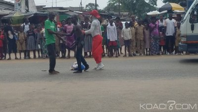 Côte d'Ivoire: Annonce de mise en liberté de Gbagbo, scène de joie démesurée à Yopougon