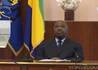 Gabon : Ali Bongo rentre à Libreville et assiste à la cérémonie de prestation de serment du nouveau gouvernement