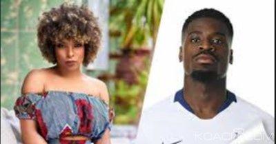 Côte d'Ivoire : Serge Aurier entendu par la police après une violente dispute avec sa compagne Hencha Voigt