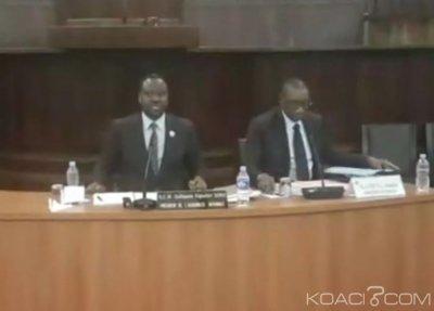 Côte d'Ivoire: Affaire Ehouo et Lobognon, pas de consensus à l'Assemblée nationale, Soro demande un vote, le groupe Rhdp refuse