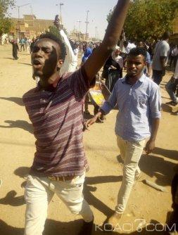 Soudan  : Deux morts  dans des manifestations contre le régime d' Omar El Béchir