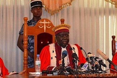 Togo : La Cour constitutionnelle pas d'avis avec l'innovation au perchoir de l'Assemblée nationale